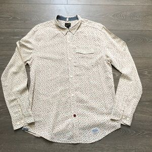 CPO Provisions Long Sleeve Button Down